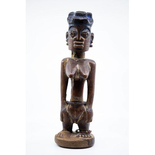 Fétiche IBIDJI / IBEJI - Yoruba, Nigeria ca 1900