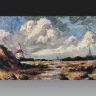 Fritz VAN LUPPEN. Flemish school