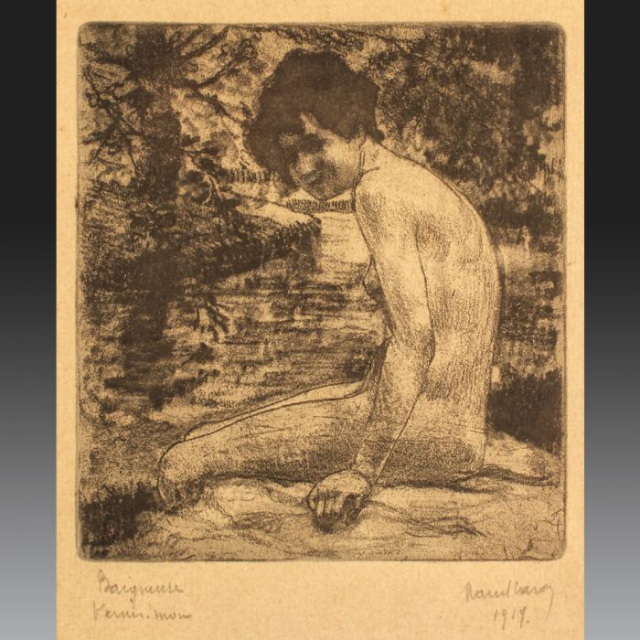Marcel CARON (Enghien-les-Bains 1890 - Liège 1961)