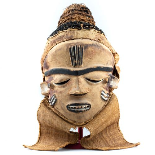 Pende Mask (DRC) - Early 20th century