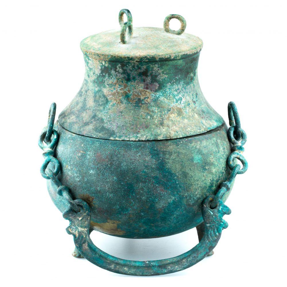 Vase Bronze Chinois
